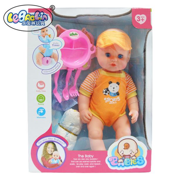宜的女用男充娃娃_乐宝琳撒尿仿真婴儿男娃娃_宜品商城